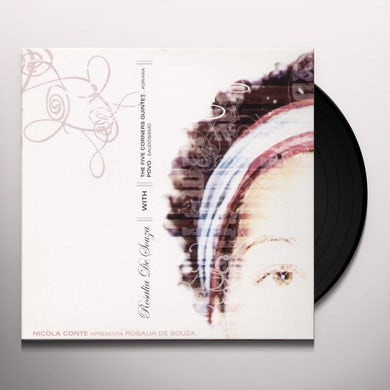 Rosalia De Souza ADRIANA Vinyl Record