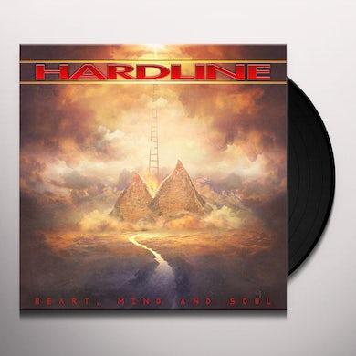 Hardline HEART MIND AND SOUL Vinyl Record