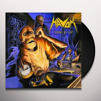 Havok TIME IS UP Vinyl Record