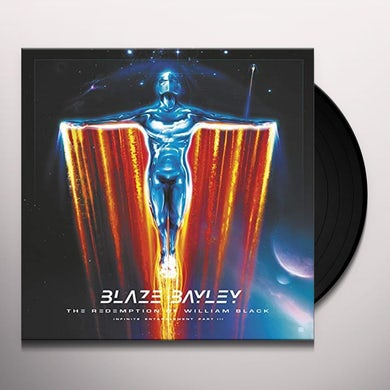 Blaze Bayley REDEMPTION OF WILLIAM BLACK Vinyl Record