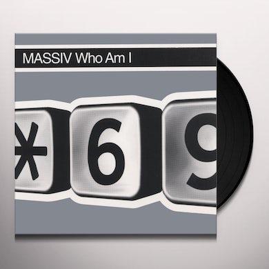 Massiv WHO AM I Vinyl Record