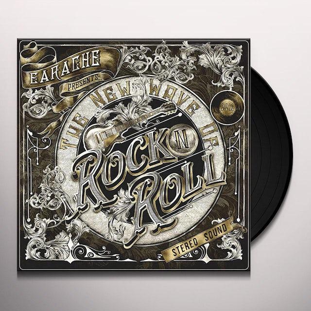 Earache Presents: The New Wave Of Rock N Roll / Va