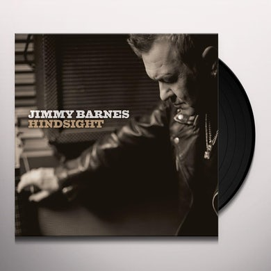 Jimmy Barnes HINDSIGHT Vinyl Record
