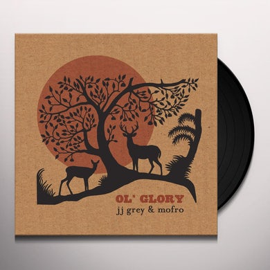 JJ Grey & Mofro OL' GLORY (UK) (Vinyl)