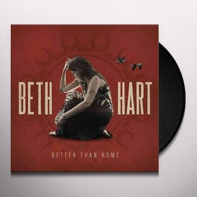 Beth Hart BETTER THAN HOME Vinyl Record