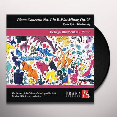 TCHAIKOVSKY / ORCHESTRA OF THE VIENNA TCHAIKOVSKY: PIANO CONCERTO 1 Vinyl Record