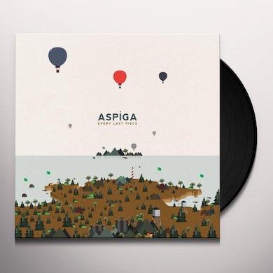 Aspiga EVERY LAST PIECE Vinyl Record