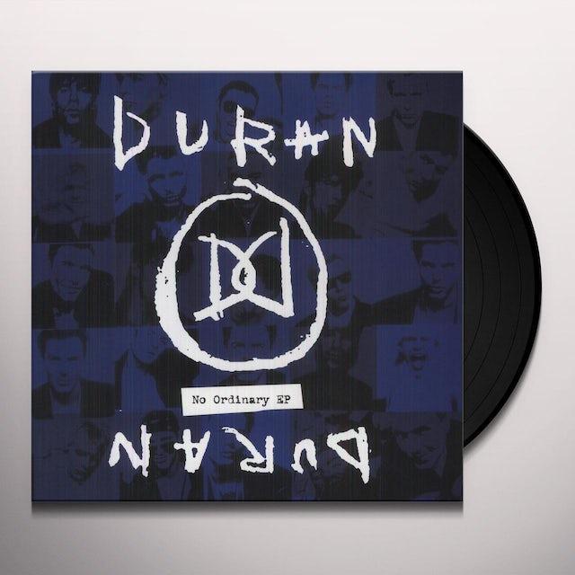 Duran Duran NO ORDINARY EP Vinyl Record