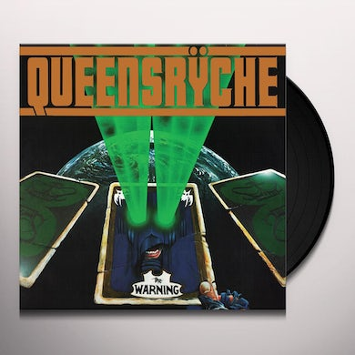 Queensrÿche WARNING Vinyl Record