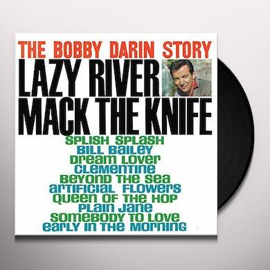 BOBBY DARIN STORY-GREATEST HITS Vinyl Record