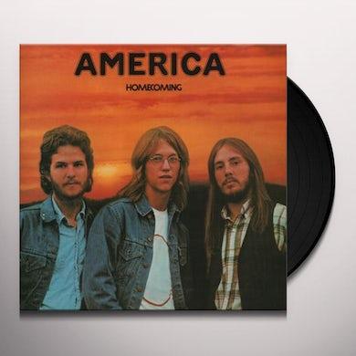 America HOMECOMING Vinyl Record