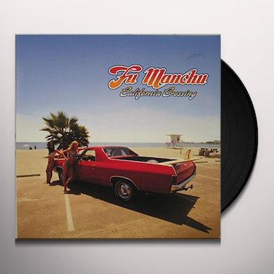 Fu Manchu CALIFORNIA CROSSING Vinyl Record