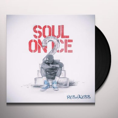 SOUL ON ICE 2 Vinyl Record
