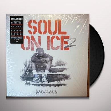 Ras Kass SOUL ON ICE 2 Vinyl Record