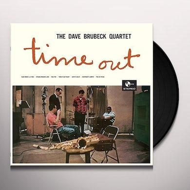 The Dave Brubeck Quartet TIME OUT + 2 BONUS TRACKS Vinyl Record