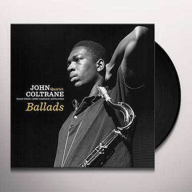 John Coltrane Quartet BALLADS + 2 BONUS TRACKS Vinyl Record