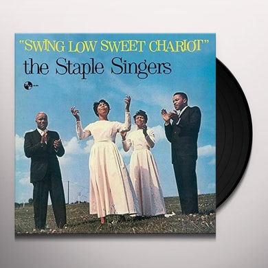 SWING LOW SWEET CHARIOT + 2 BONUS TRACKS Vinyl Record