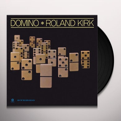 Roland Kirk DOMINO (BONUS TRACKS) Vinyl Record - 180 Gram Pressing