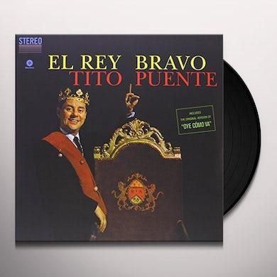 EL REY BRAVO Vinyl Record - Spain Release
