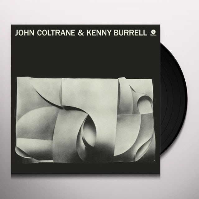 John Coltrane KENNY BURRELL (BONUS TRACK) Vinyl Record - 180 Gram Pressing
