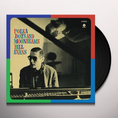 Bill Evans POLKA DOTS & MOONBEAMS (BONUS TRACK) Vinyl Record - 180 Gram Pressing