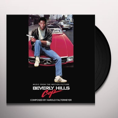 Harold Faltermeyer BEVERLY HILLS COP Vinyl Record