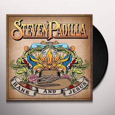 Steven Padilla HANK & JESUS Vinyl Record
