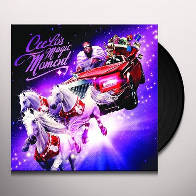 CeeLo Green  CEE LO'S MAGIC MOMENT Vinyl Record