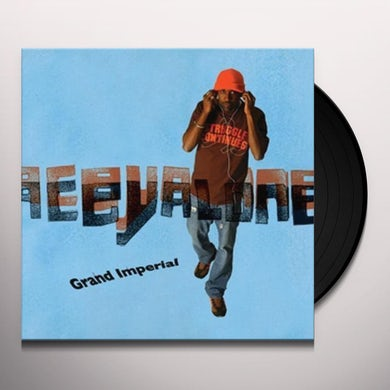 Aceyalone GRAND IMPERIAL Vinyl Record - Limited Edition, Remix
