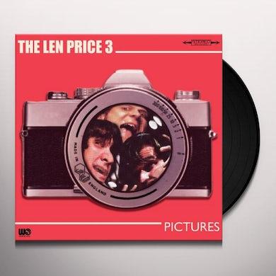 Len Price 3 PICTURES Vinyl Record