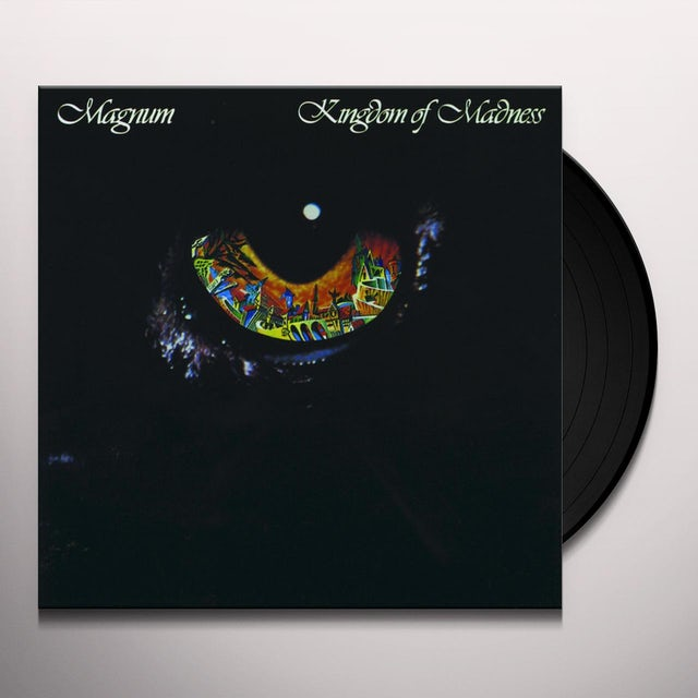 Magnum KINGDOM OF MADNESS Vinyl Record