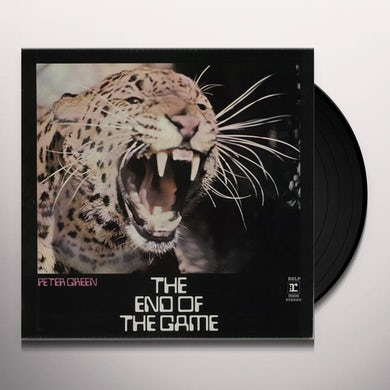 END OF THE GAME Vinyl Record
