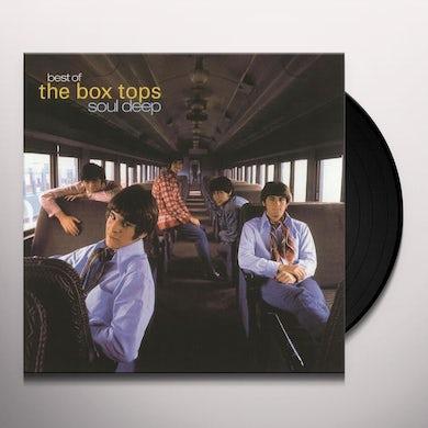 Box Tops SOUL DEEP: THE BEST OF Vinyl Record