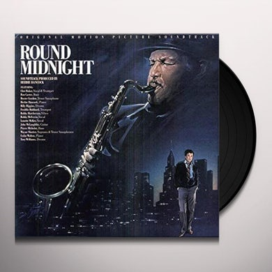Herbie Hancock  ROUND MIDNIGHT / Original Soundtrack Vinyl Record