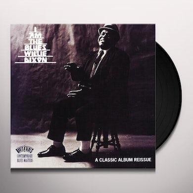 Willie Dixon I AM THE BLUES Vinyl Record