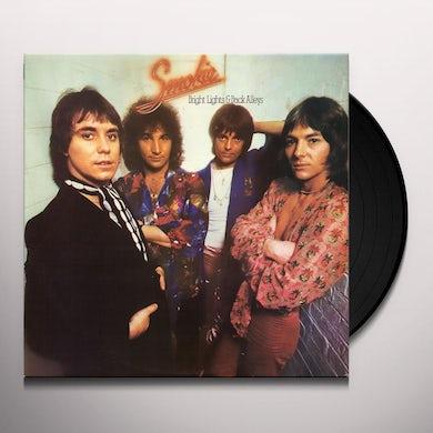 Smokie BRIGHT LIGHTS & BACK ALLEYS Vinyl Record