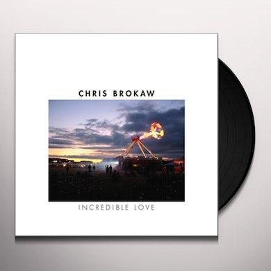 Chris Brokaw INCREDIBLE LOVE Vinyl Record
