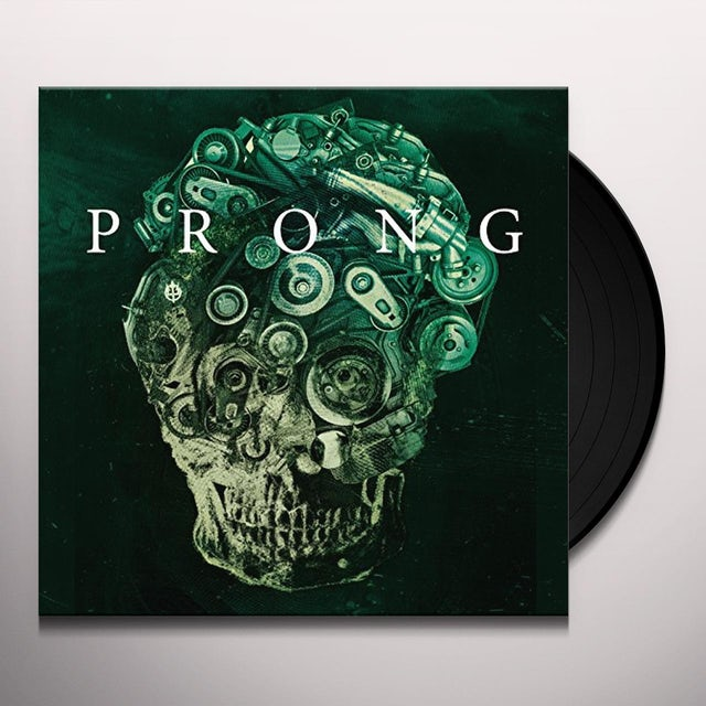 Prong TURNOVER Vinyl Record