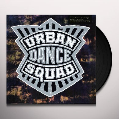 Urban Dance Squad MENTAL FLOSS FOR THE Vinyl Record