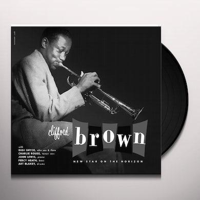 Clifford Brown NEW STAR ON THE HORIZON Vinyl Record