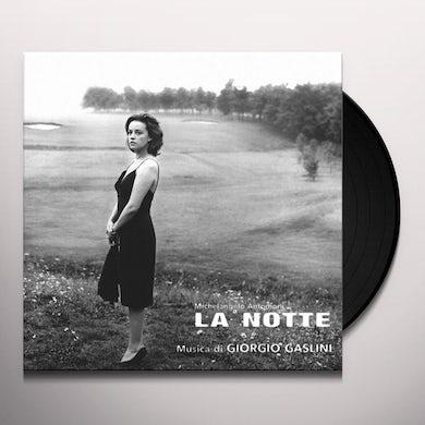 Giorgio Gaslini LA NOTTE - Original Soundtrack Vinyl Record