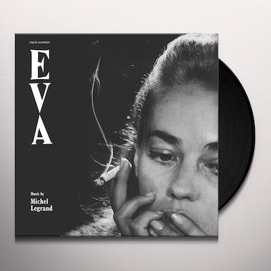 Michel Legrand EVA - Original Soundtrack Vinyl Record