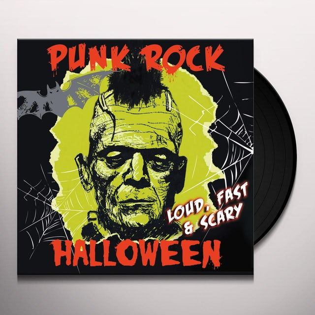 Punk Rock Halloween - Loud Fast & Scary! / Various