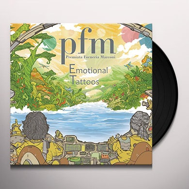 EMOTIONAL TATTOOS Vinyl Record