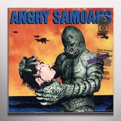 Angry Samoans BACK FROM SAMOA Vinyl Record
