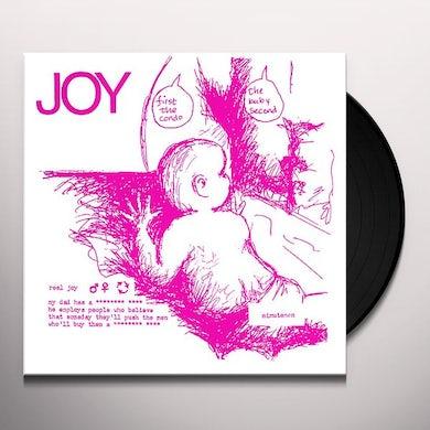 Minutemen JOY Vinyl Record