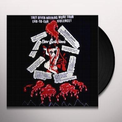 New Barbarians Vinyl Record