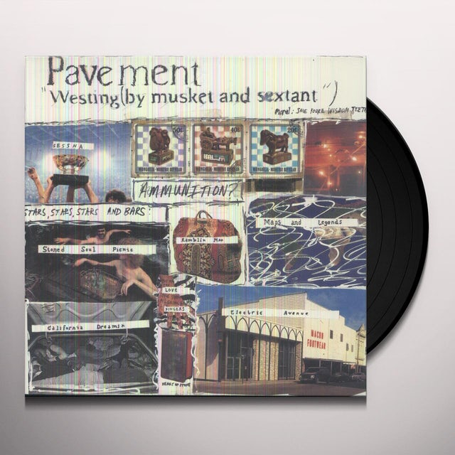 Pavement WESTING (BY MUSKET & SEXTANT) Vinyl Record