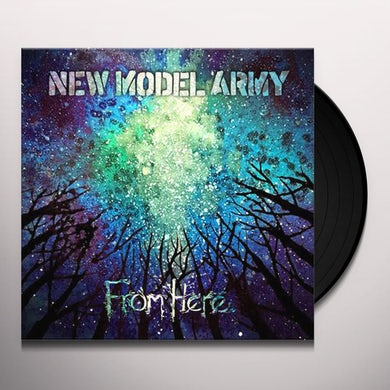 From Here Vinyl Record