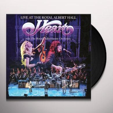 Heart Live At The Royal Albert Hall (Limited Pink Vinyl) Vinyl Record